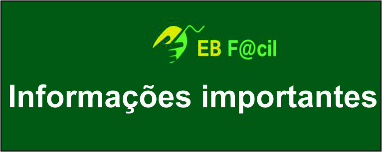 Comunicado do EB F@cil